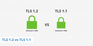TLS 1.2 is Better As Per Security Aspects 1